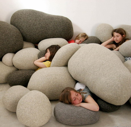 Pillow Rocks?