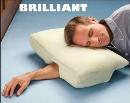 Pillow Genius!