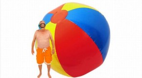 Giant Beach Ball?