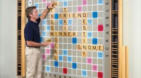 Largest Scrabble Board